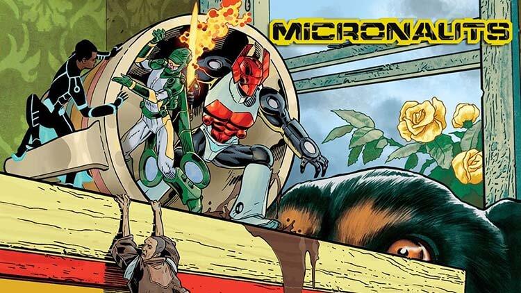 micronauts film