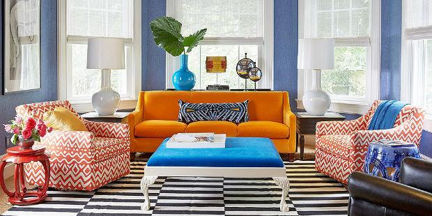 Ev Dekorasyonunda Renklerin Uyumu Ve En Başarılı 7 Renk