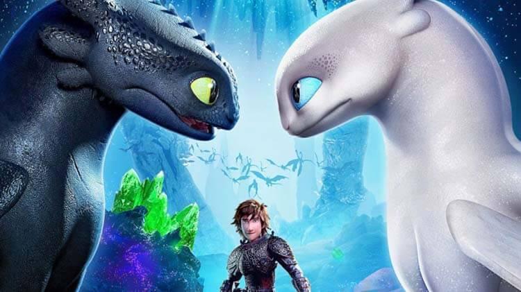 2019 yılının merakla beklenen filmleri - how to train your dragon - the hidden world