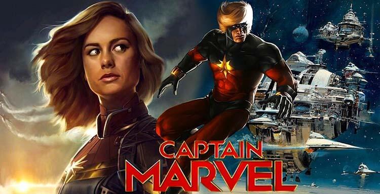 2019 yılının merakla beklenen filmleri  - Captain Marvel