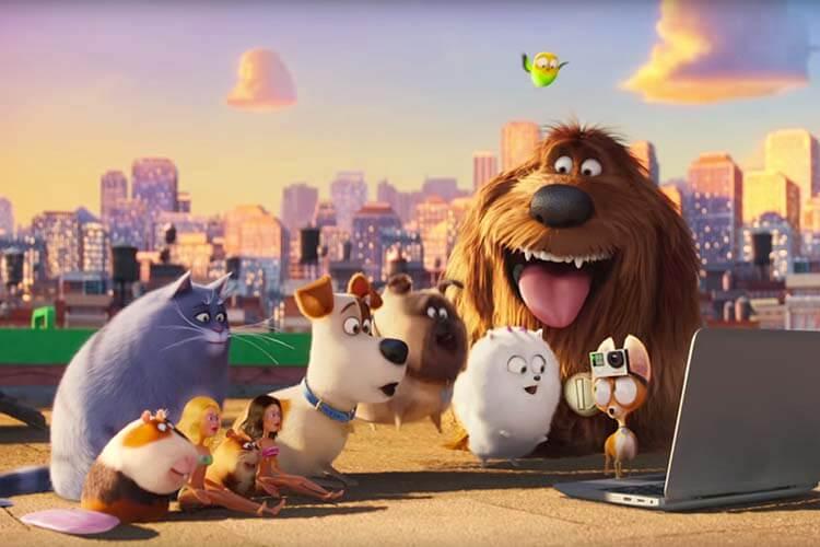 2019 yılının merakla beklenen filmleri - The Secret Life of Pets 2