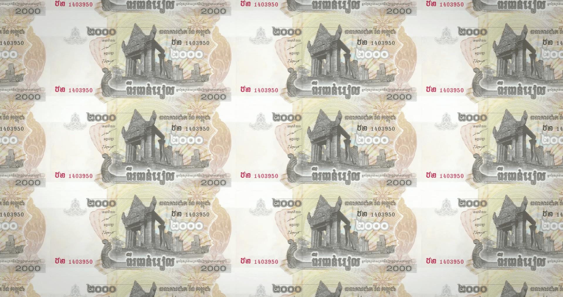Kamboçyanın para birimi: tarih, döviz, fotoğraf 56