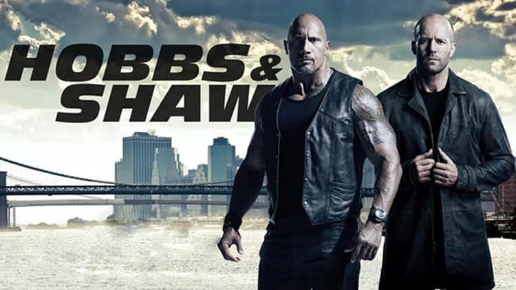 2019 yılının merakla beklenen filmleri - Hobbs and Shaw