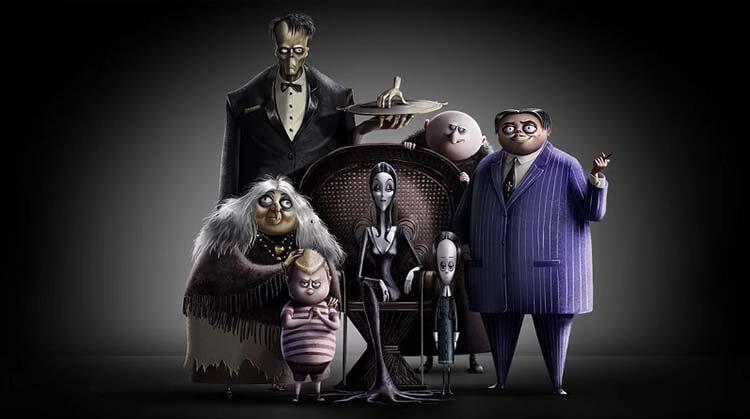 2019 yılının merakla beklenen filmleri - The Addams Family