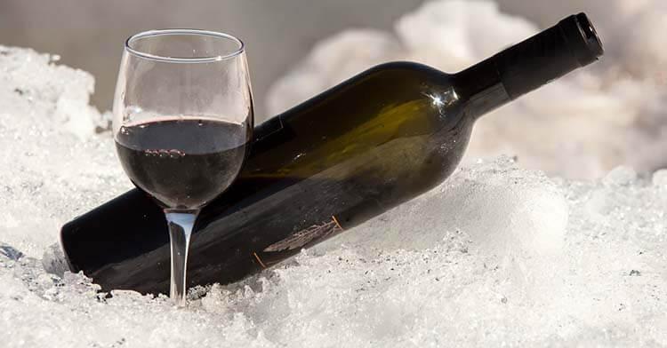 Şarap hakkında esneyebilen kurallar - Kırmızı şarap soğutulmaz
