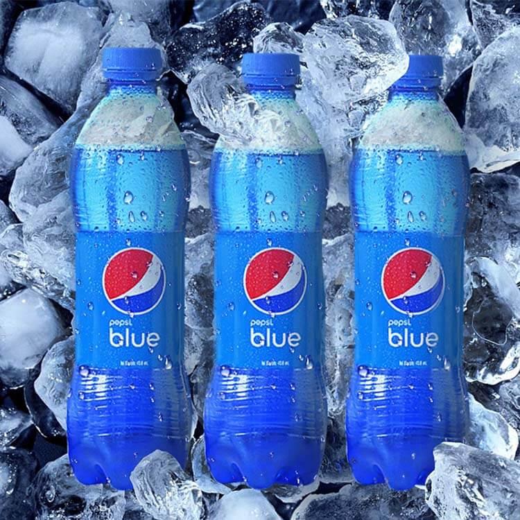 Pepsi hakkında ilginç bilgiler - Pepsi Blue