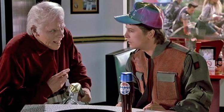 Pepsi hakkında ilginç bilgiler - Pepsi Perfect Back to the Future