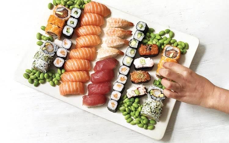 Wasabi hakkında bilgiler - wasabi ile birçok yemek yapılıyor