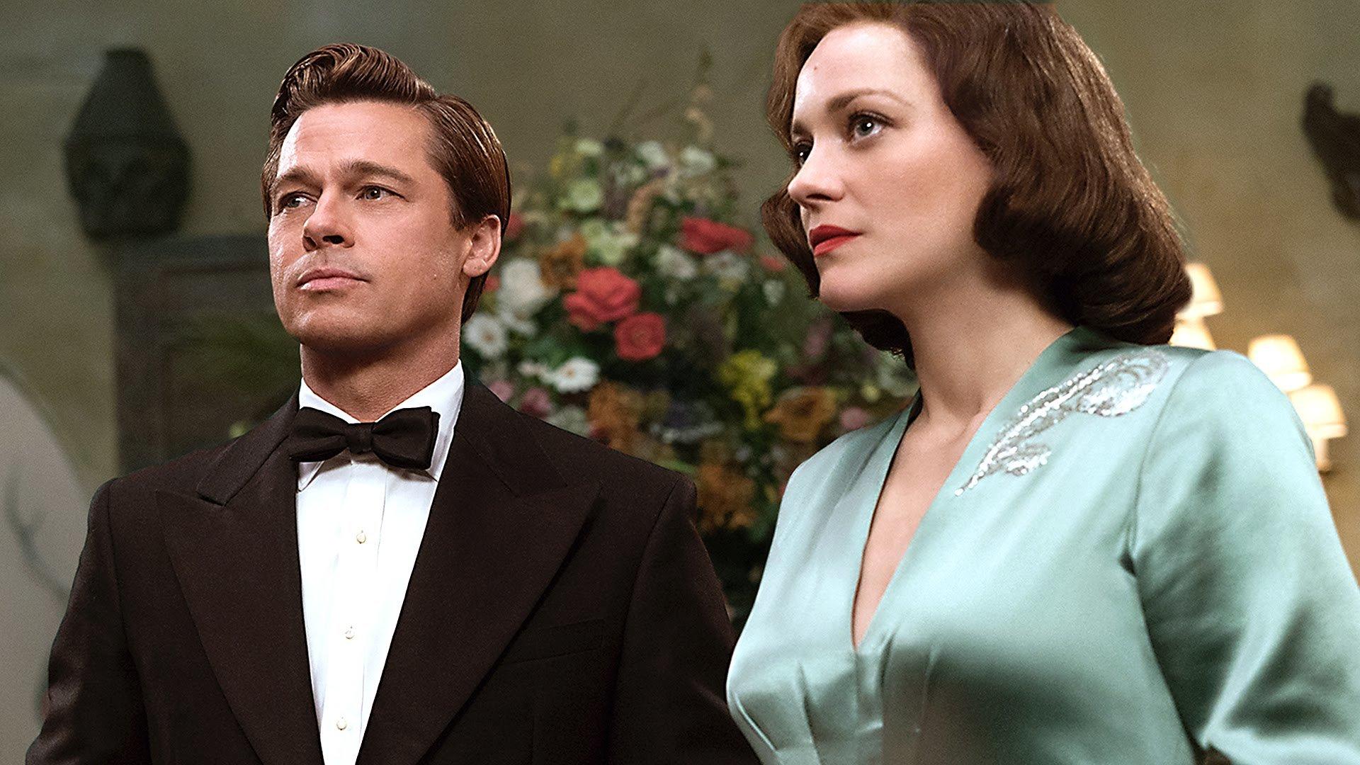 Marion Cotillard ve Brad Pitt: Bir romanın söylentileri 93