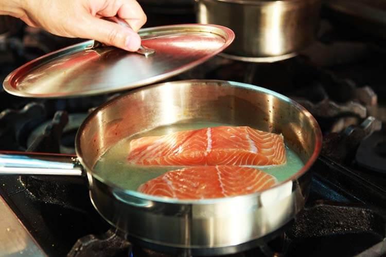 Yemek Pişirme Teknikleri - Poşelemek