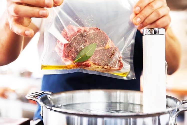 Yemek Pişirme Teknikleri - Vakumlama