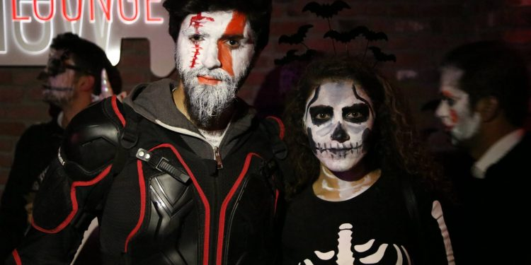 Halloween Party in Istanbul 2018 – IF Performance Hall Beşiktaş