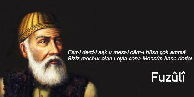 Fuzuli məhəmməd füzuli