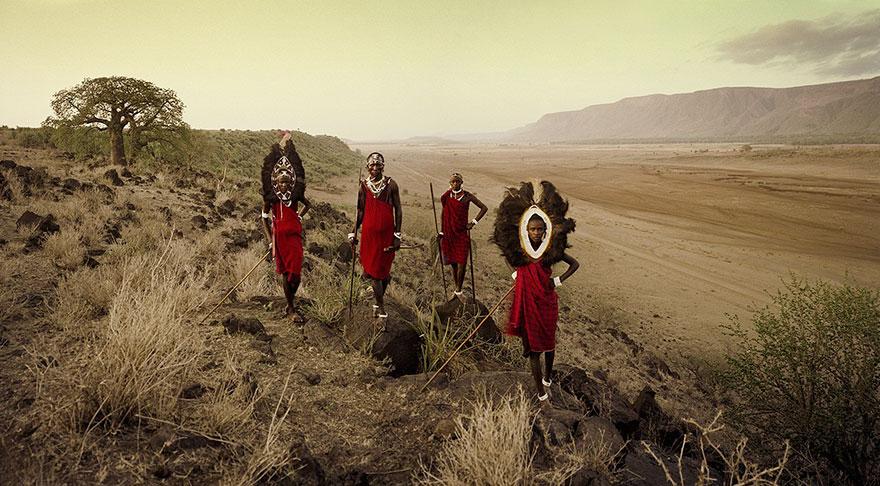 Dünyanın Farklı Yerlerinde Yaşayan İzole Kabilelerden Nefes Kesen 21 Fotoğraf