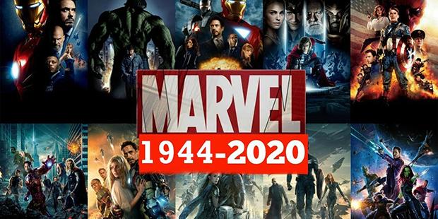 Dünden Bugüne Kronolojik Sırasıyla Tüm Marvel Filmleri