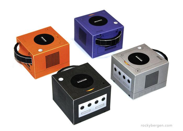 Yazıcınızdan Çıkarıp Katlayarak Maket Yapabileceğiniz Retro Cihazlar