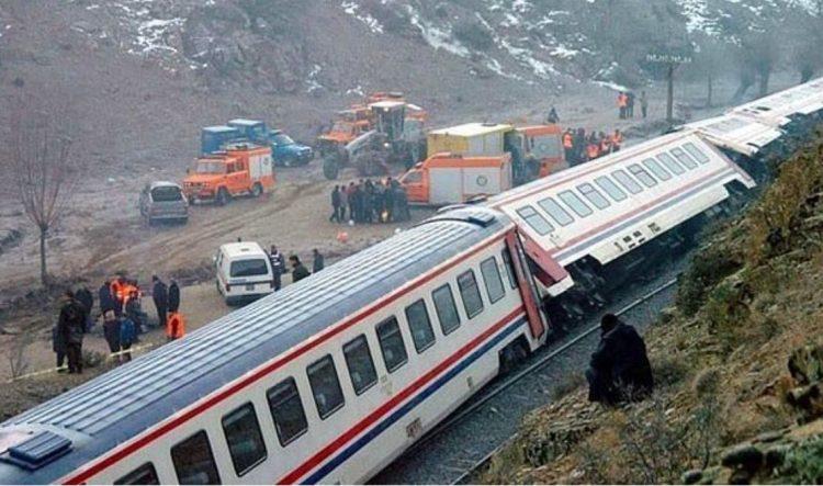 Dünyada ve Türkiye'de Meydana Gelen En Ölümcül 12 Tren Kazası
