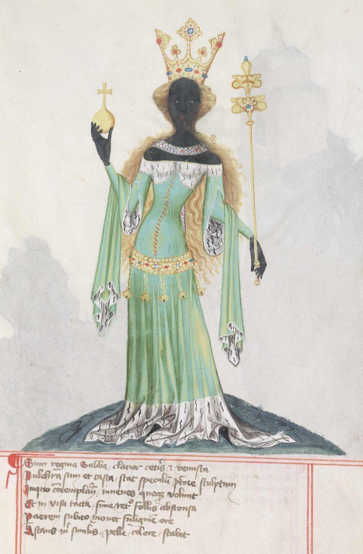 kraliçe sheba