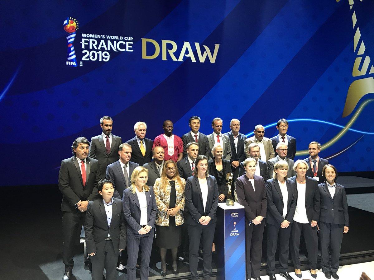 2019 FIFA Kadınlar Dünya Kupası Fransa Paris