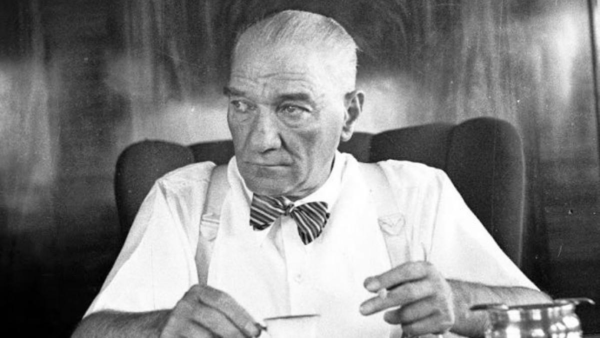 Mustafa Kemal Ataturk Un Soyledigi 75 Soz Ataturk Sozleri