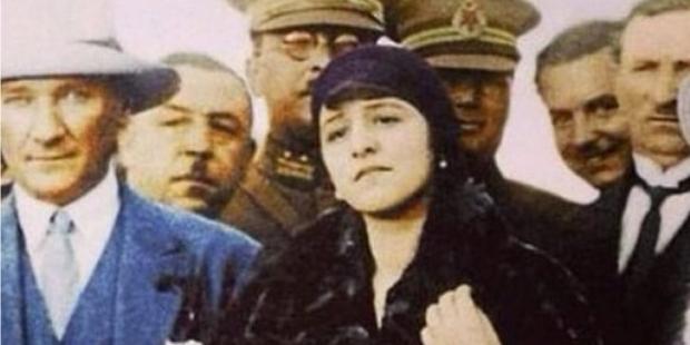 96. Yıl Dönümünde Atatürk ve Latife Hanım Evliliğinin Hikayesi