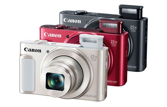 Canon PowerShot SX620 Fotoğraf Makinesi