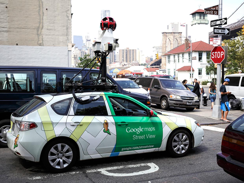 Google Street Viewde Karşınıza çıkabilecek Tuhaf ötesi 21 Görüntü