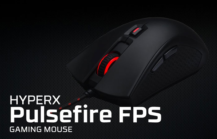 Kingston HyperX Pulsefire Oyuncu Mouse'u