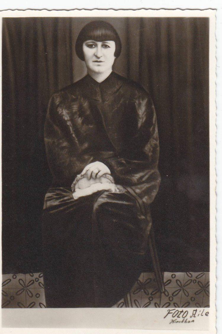 Nuriye Ulviye Mevlan