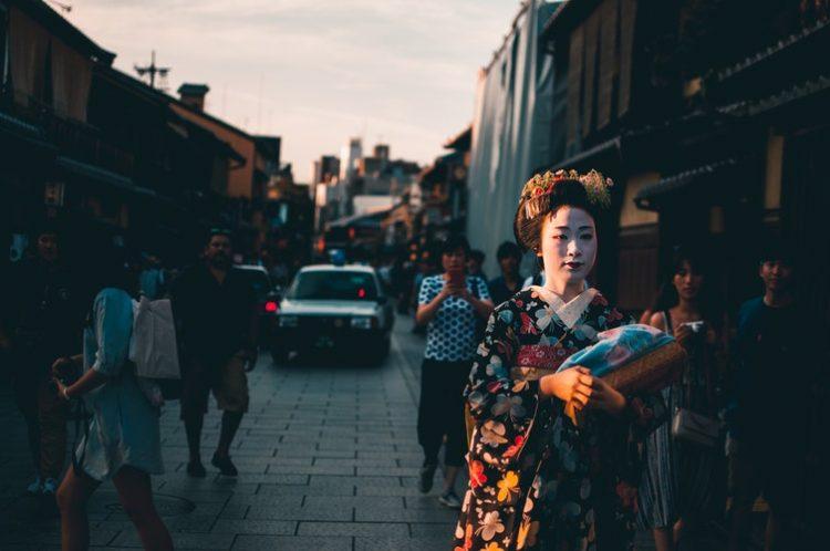 japon eskort kadın