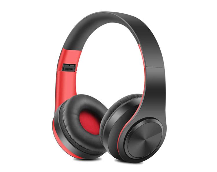 NBY Bluetooth katlanabilir kulak üstü kulaklık