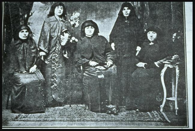 osmanlıda ilk feminist hareket