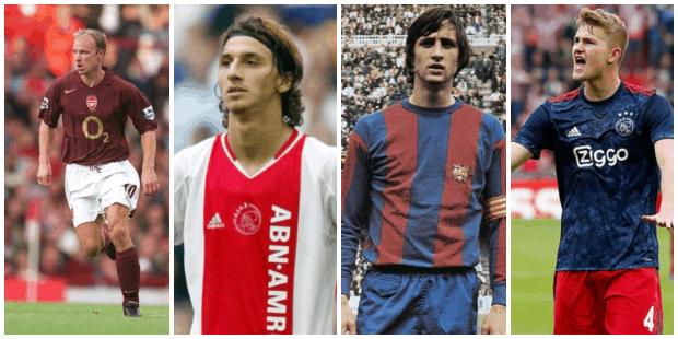 Ajax Altyapısının Dünya Futboluna Sunduğu ve Sunacağı Birbirinden Yetenekli 24 Futbolcu
