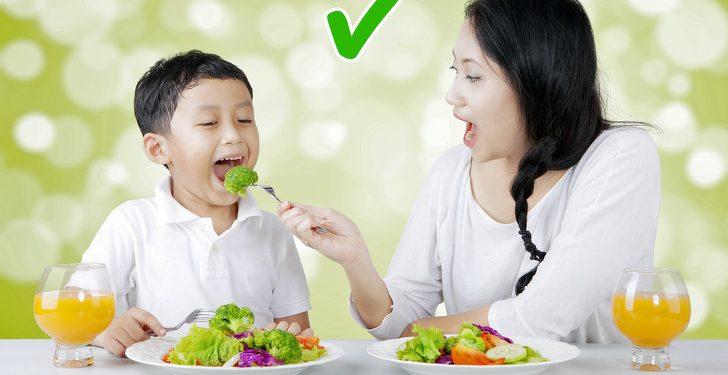 Asyalı çocukların sağlık sırları