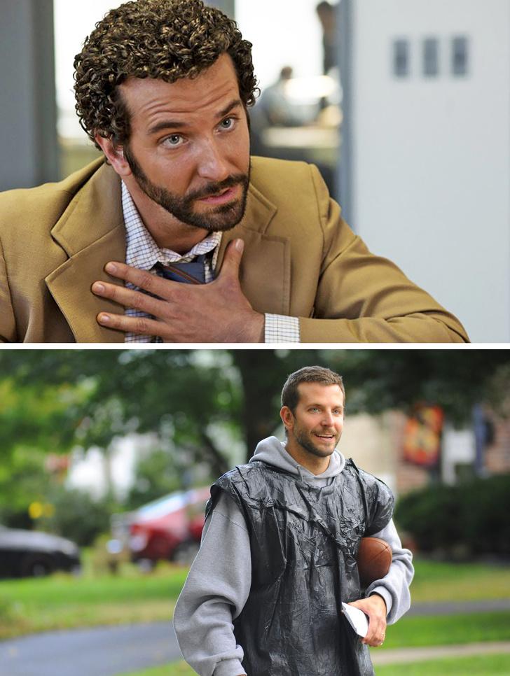 Bradley Cooper oscar kazanamayan ünlüler