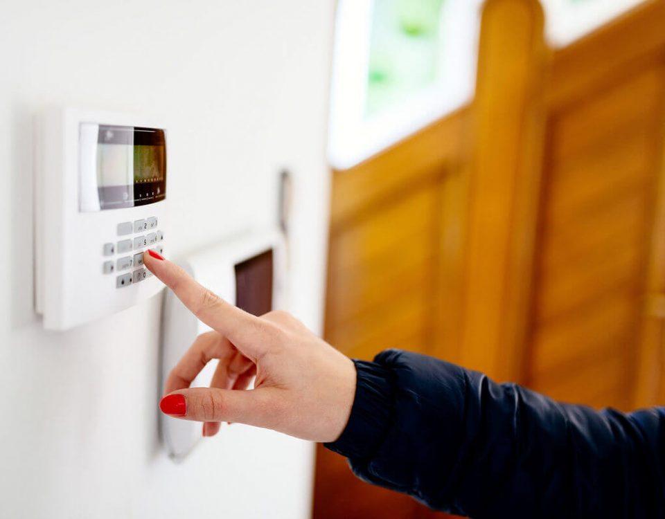 ev alarm sistemi