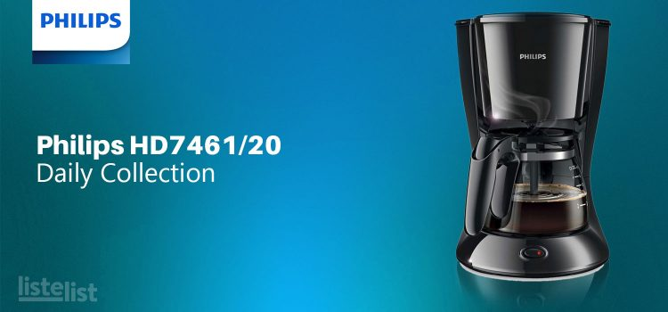 Philips – HD7461/20 Daily Collection Kahve Makinesi