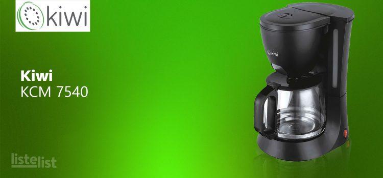 Kiwi – KCM 7540 kahve Makinesi