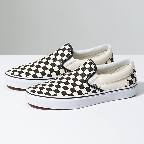 4598f29d4318e Checkerboard Slip-On | Shop Shoes At Vans
