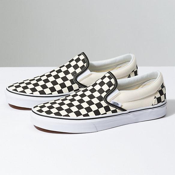 bc246359e46a4 Checkerboard Slip-On | Shop Shoes At Vans