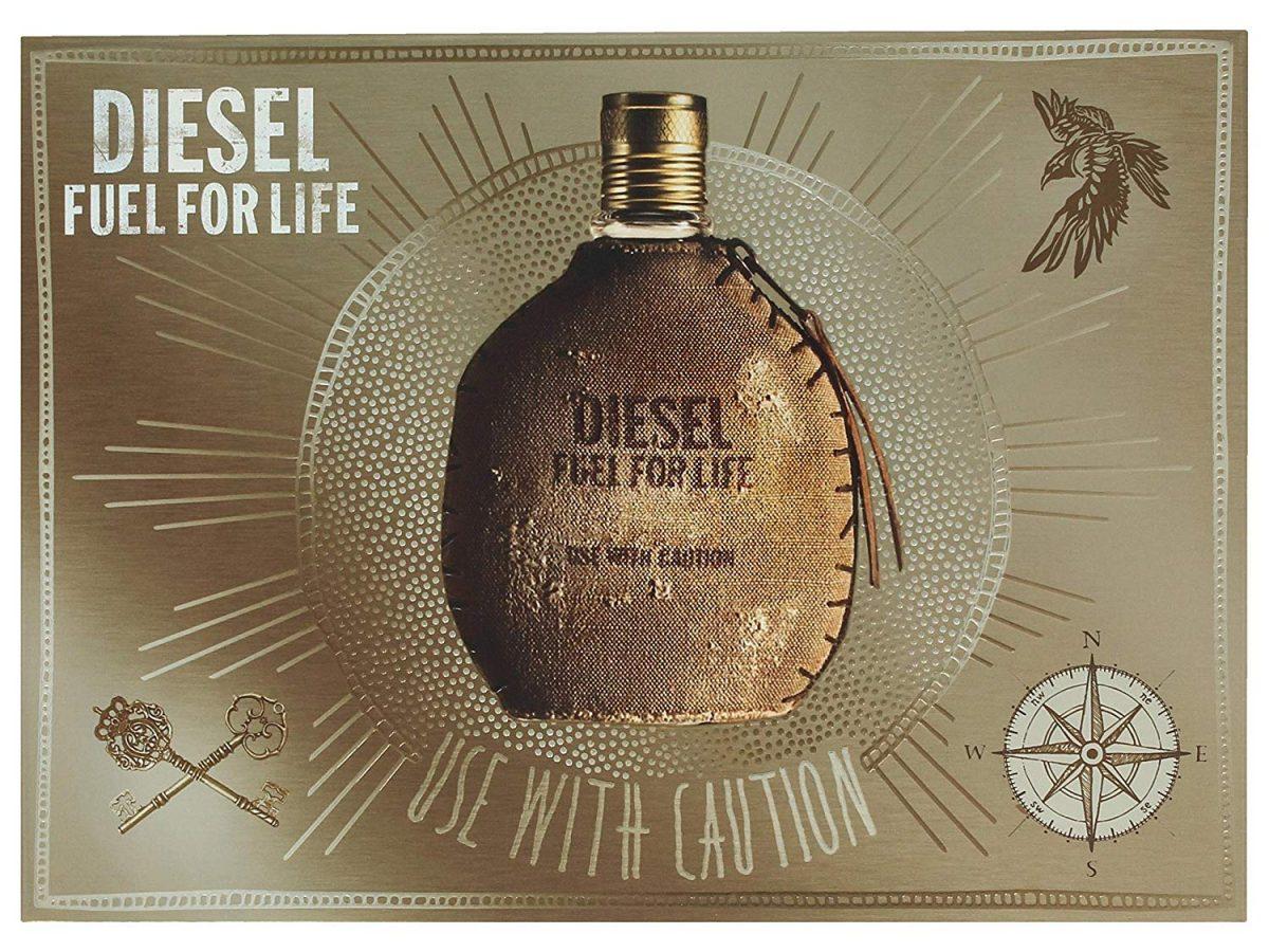 Diesel Fuel for Life Erkek Parfümü
