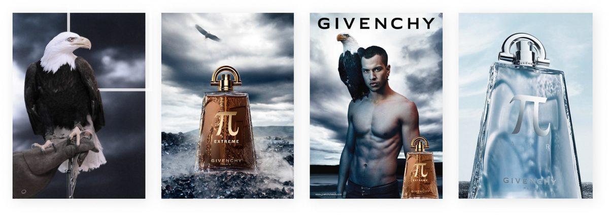 Givenchy Pi EDT Erkek Parfümü