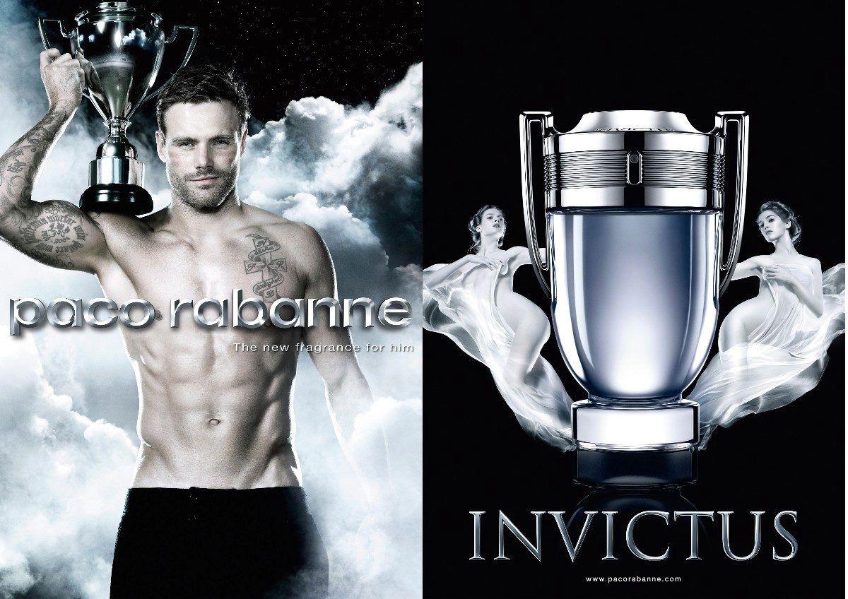 Paco Rabanne Invictus Erkek Parfümü