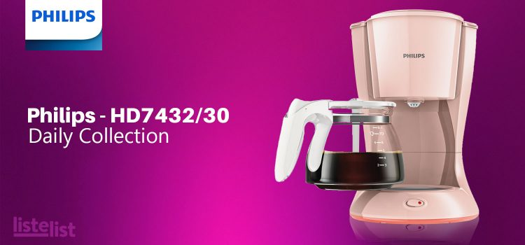 Philips - HD7432/30 Daily Collection Kahve Makinası