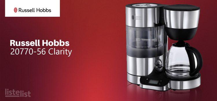 Russell Hobbs – 20770-56 Clarity Kahve Makinesi