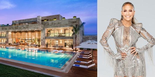 ABD'li şarkıcı Jennifer Lopez Antalya'yı salladı