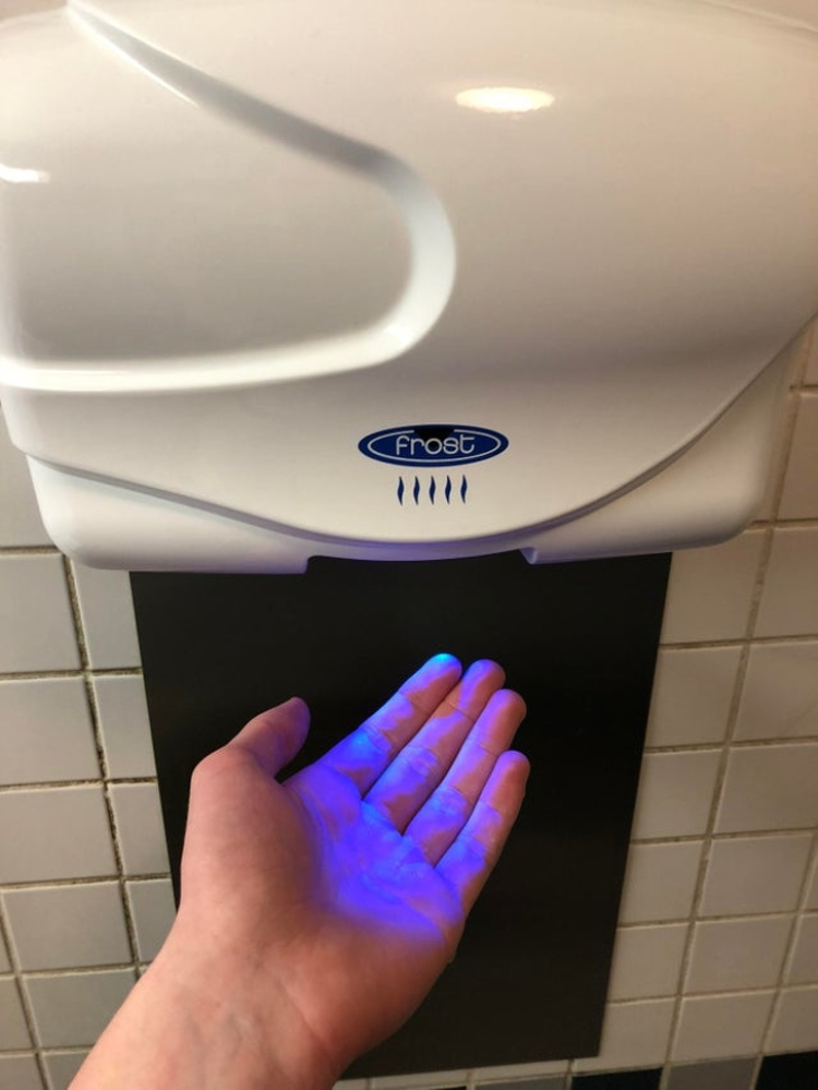 Image result for frost hand dryers