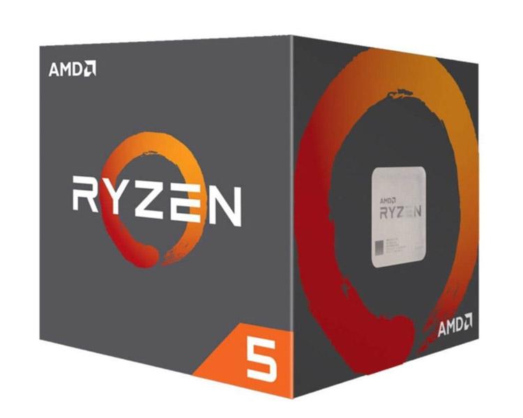 5000 TL Altına Oyun Bilgisayarı Toplamak AMD Ryzen 5 2600 Soket AM4 3.4GHz 19MB Cache İşlemci