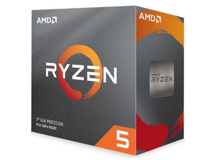 AMD Ryzen 5 3600 3,6GHz 35MB Cache Soket AM4 İşlemci