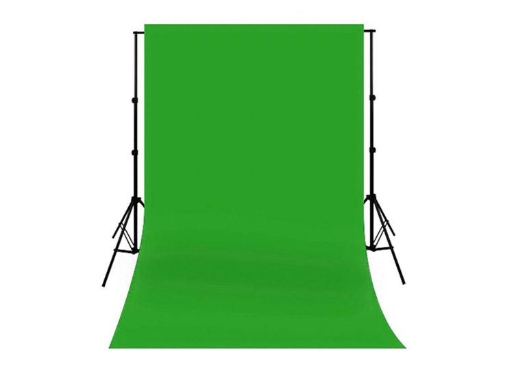Deyatech Greenbox Yeşil Fon Perde 3x3 metre